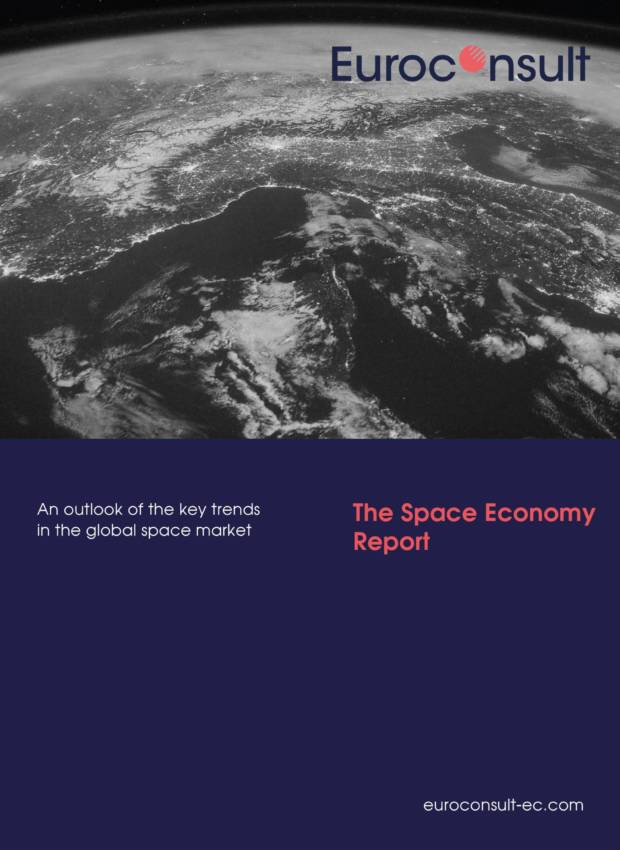 The space economy report 2019 - Euroconsult digital platform